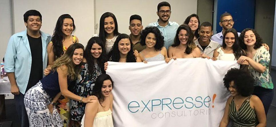 Foto da equipe da expresse